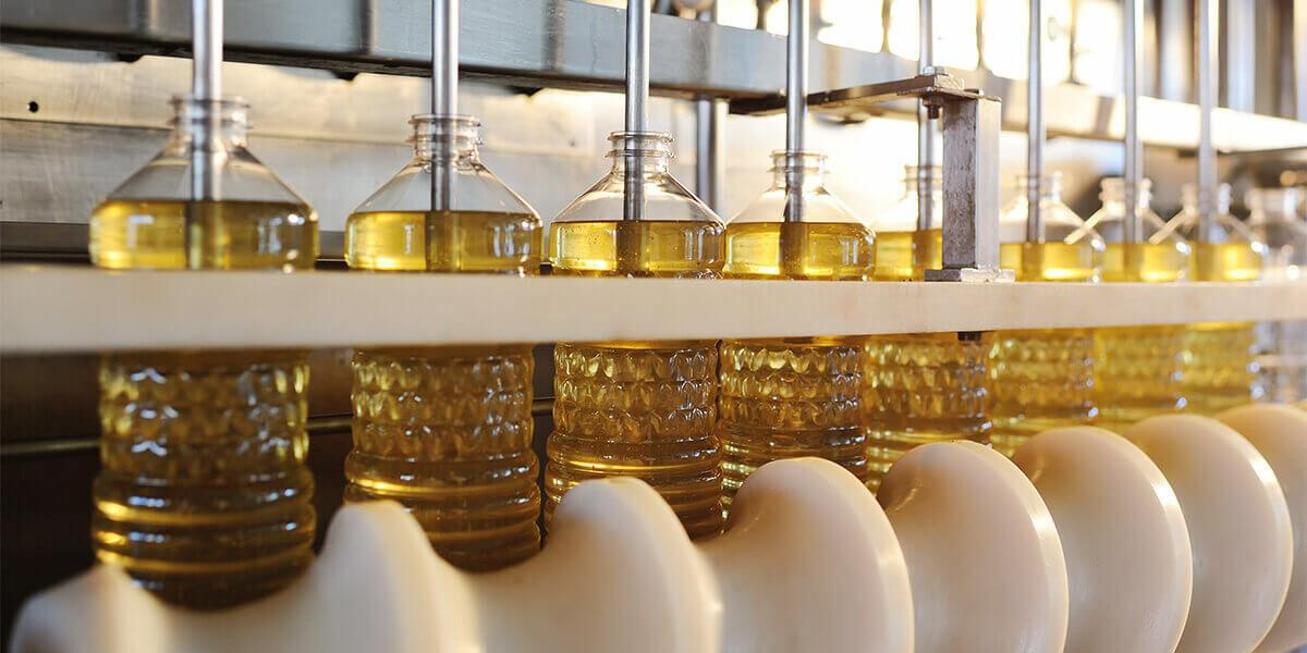 Produktion pflanzliches Öl