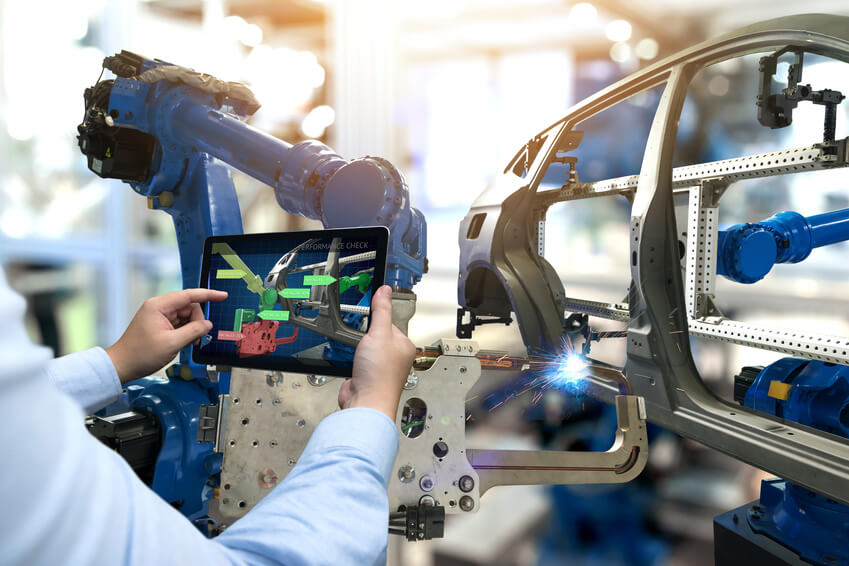 Produktion Automobilbranche